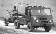 Swiss Army, Old Trucks, Switzerland, Wwii, Canon, Monster Trucks, 1, Military, Vehicles
