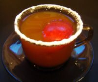Hot Apple Cider Streudel Drink - Photo - © 2008 Michael Snyder