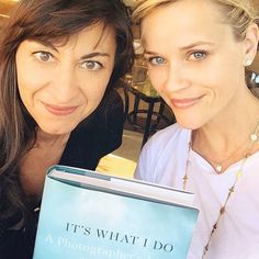 The Best Book Club Is Happening on Reese Witherspoon's Instagram via Brit + Co.