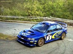 Subaru WRC - Tour de Corse Subaru Impreza Wrc, Subaru Rally, Rally Car, Subaru Meme, Sport Cars, Race Cars, Rallye Wrc, 5 Rs, Drifting Cars