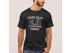T-shirt engagement gift ideas