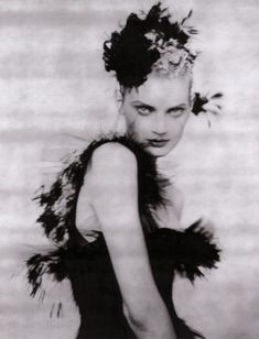 Guinevere van Seenus    http://fashionsmostwanted.blogspot.com/2011/01/my-favourite-photographers-paolo.html
