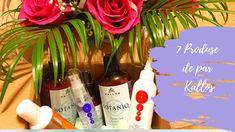 7 Produse de par Kallos pentru ingrijirea scalpului si parului Wine, Table Decorations, Bottle, Beauty, Flask, Beauty Illustration, Jars, Dinner Table Decorations