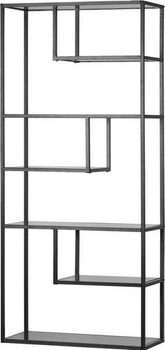 Teun hylle Hyller og reoler Bookcase, Shelves, Home Decor, Shelving, Shelving Racks, Bookshelves, Interior Design, Home Interior Design, Book Stands