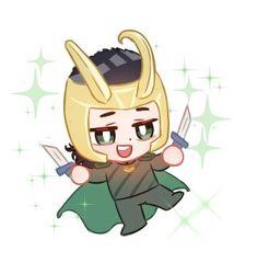 Loki || Thor: Ragnarok || Cr: 핀슨