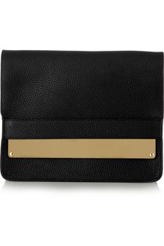 Sophie Hulme | Textured-leather