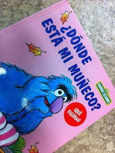 Ultimo appuntamento per questa stagione con Oggi leggiamo in... Luz, che viene dal Cile, ci ha letto in spagnolo Dònde està mi muneco?, un libro divertente