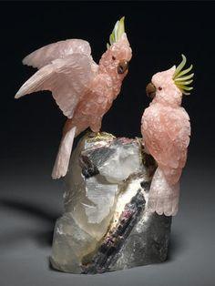 Bonhams : Gems, Minerals, Lapidary Works of Art and Natural History