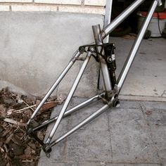 Full Suspension, Cycling, Bicycle, Steel, Frame, Instagram, Ideas, Bicycles, Bicycle Design
