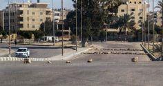 استشهاد 3 مجندين وإصابة 3 آخرين في «انفجار الشيخ زويد» | وكالة انباء البرقية التونسية الدولية