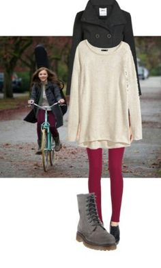 One of Mia's outfits in If I Stay