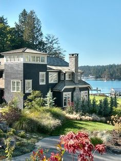 Lake House Design Ideas, Pictures, Remodel, and Decor - page 3