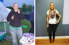 Katie's Paleo Success Story (Before and After Paleo pics)