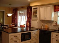 u-shaped kitchen with peninsula: personable 2014 small u shaped kitchen ideas pictures