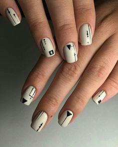 New Nail Art Design, Red Nail Designs, Creative Nail Designs, Pretty Nail Designs, Creative Nails, Funky Nails, Red Nails, Cute Nails, Pretty Nails