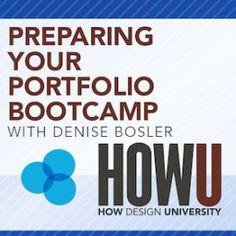 3 Steps to Building a Killer Design Portfolio + offer for portfolio bootcamp course | #graphicdesign #career #portfolio