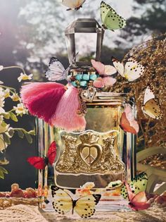 """Juicy Couture  Peace, Love & Juicy Perfume. """"i LOVE juicy couture, however this perfume doesn't smell good. Very potpourri smelling :(  """" -Shybaby"""