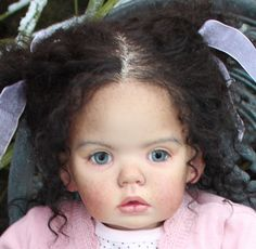 Custom Order for Irish Toddler Doll Baby Reborn Girl Tibby by Donna RuBert | eBay