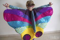 liiviundliivi: Schmetterling, du kleines Ding...