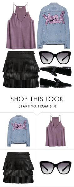 """Yeah"" by fridaeklof ❤ liked on Polyvore featuring Forte Couture, Isabel Marant, Dolce&Gabbana and Valentino"