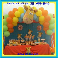 Candy table (213) 909-1946