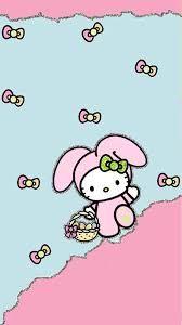 Pretty Phone Wallpaper Easter Wallpaper Holiday Wallpaper Iphone Wallpapero Kitty Backgrounds