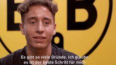 Emre Mor Borussia Dortmund'da: Alman devi Borussia Dortmund ile 5 yıllık sözleşme imzalayan Emre Mor, Dortmund… #Belgesel #almanya #amerika