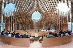 Courtesy of Shinslab Architecture, IISAC