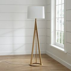 Set the mood with a floor lamp from Crate and Barrel. Browse a variety of styles…