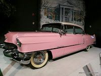 HOVER MOTOR COMPANY: Checkin' out the Elvis Presley Automobile Museum at Graceland