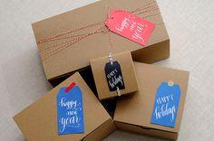 christmas packaging - Buscar con Google