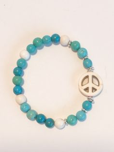 A personal favorite from my Etsy shop https://www.etsy.com/listing/226385636/peace-baby-mini-mala-for-children