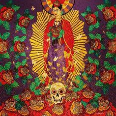 Frida Kahlo - 6 de julho de 1907