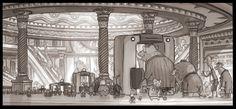 Forja de Vida — animationtidbits: Zootopia - Matthias Lechner