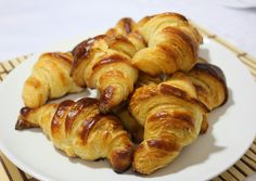 Atelier Gourmet da Ana: Croissants Parisienses Caseiros