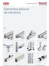 Catálogo de perfiles y accesorios 2013