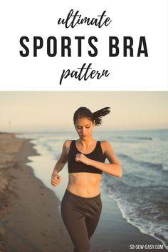 sports bra pattern