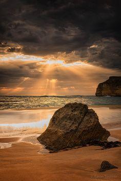 Ray of Light, Victoria, Australia, on flickr.