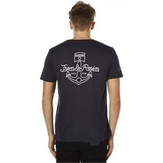 Iron And Resin Anchorage Mens Tee S