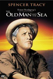 The Old Man and the Sea (1958)                              An old Cuban fisherman's dry spell is broken when he hooks a gigantic fish that drags him out to sea. Based on Ernest Hemingway's story.