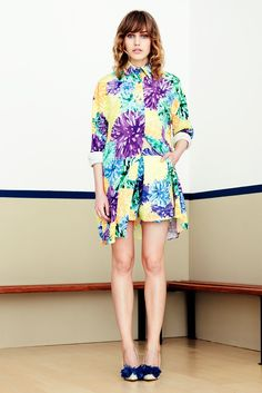 House of Holland Resort 2013 Fashion Show - Karolina Waz