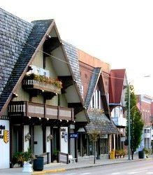Berne,Indiana...little Switzerland.