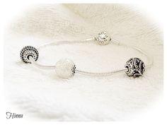 My Pandora Essence Bracelet  ~ Beautiful Hinna! PandoraMOA