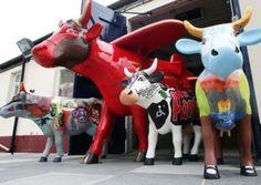 The Legenderry Herd Arrives in Town
