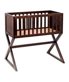 Take a look at this Espresso Bowery Bassinet by DaVinci on #zulily today!