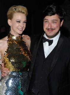 Pin for Later: Baby Boom! Toutes les Stars Qui Sont Devenues Parents en 2015 Carey Mulligan et Marcus Mumford En Octobre dernier, Carey Mulligan a donné naissance à la petite Evelyn.