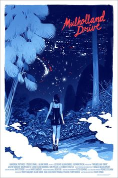 Mulholland Drive by Sam Bosma
