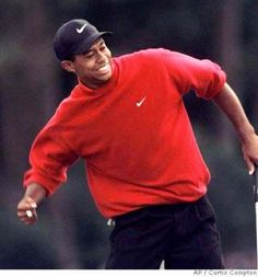 What do you know about Tiger Woods?
