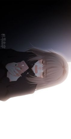 Best Picture For anime dessin fille For Your Taste You are looking for something, and it is going to Anime Girl Crying, Sad Anime Girl, Kawaii Anime Girl, Anime Art Girl, Kawaii Art, Anime Triste, Dark Anime, Arte Obscura, Sad Art