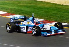 1997 Gerhard Berger (Australia )